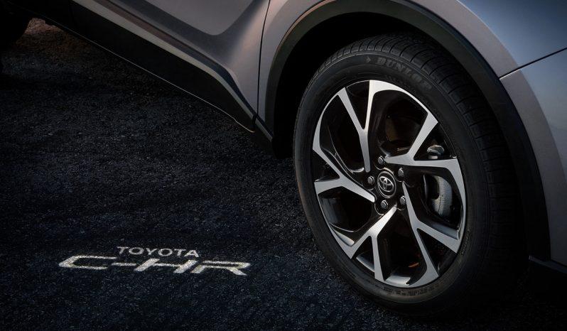 2018 Toyota C-HR full