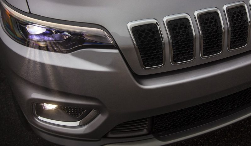 2019 Dodge Jeep Cherokee Limited full