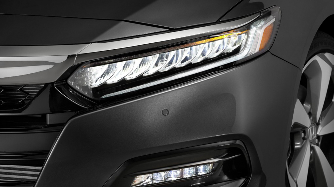 2019 Honda Accord Led Headlights