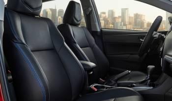 2020 Toyota Corolla full