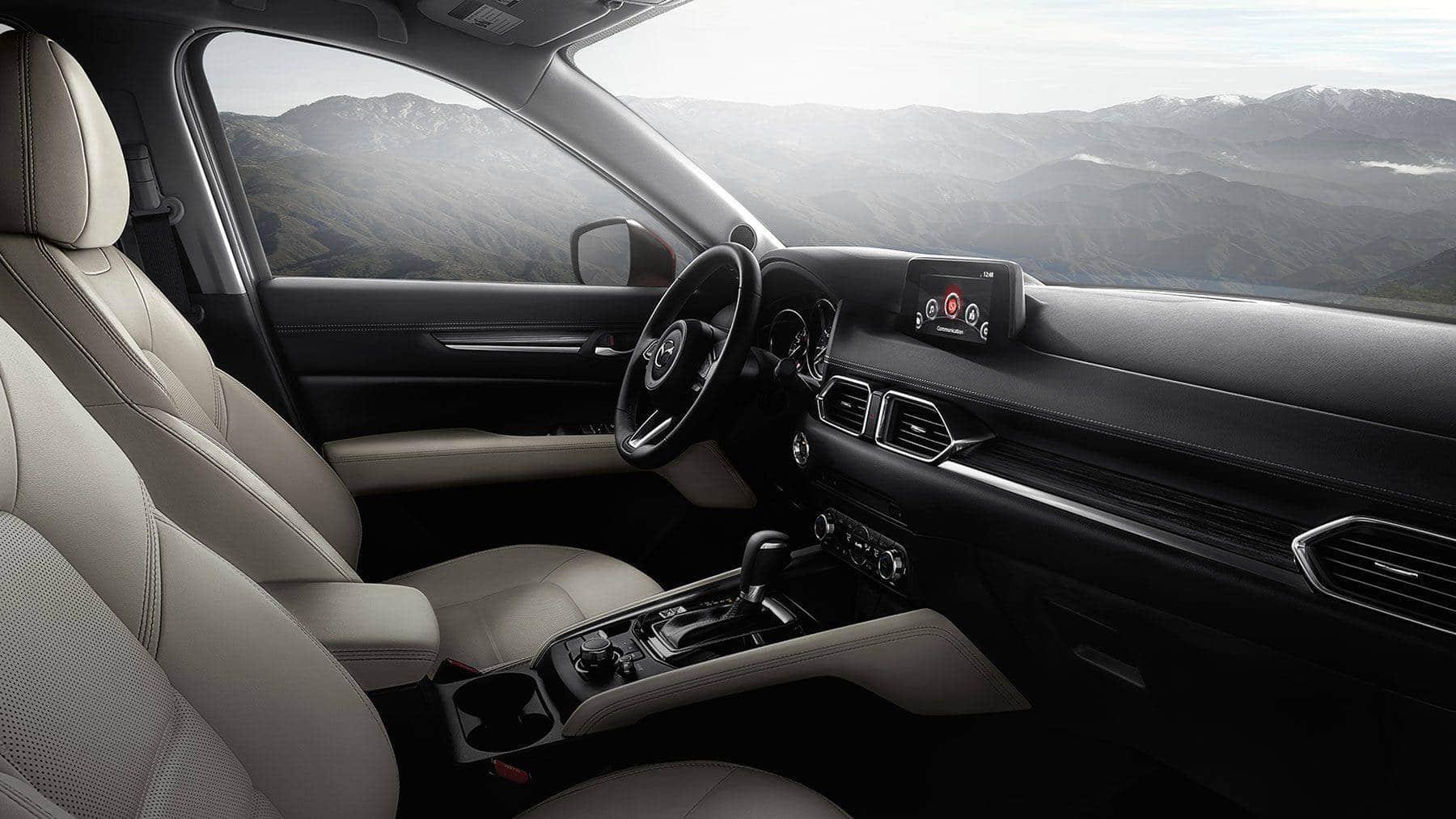 2018-mazda-cx-5-interior-view - ZAK Auto Leasing