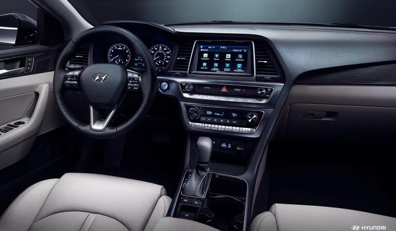2018 Hyundai Sonata SE full
