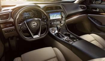 2018 Nissan Maxima S full