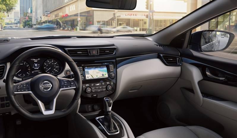 2018 Nissan Rogue Sport S full