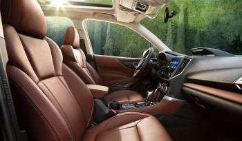 2019 Subaru Forester full