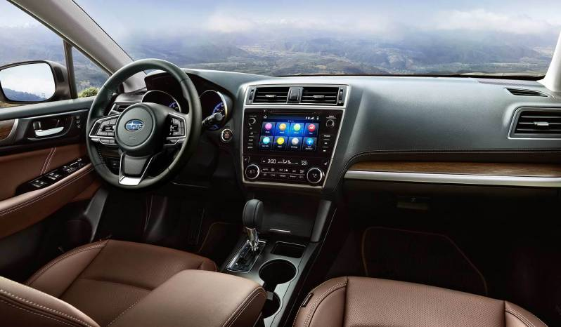 2019 Subaru Outback full