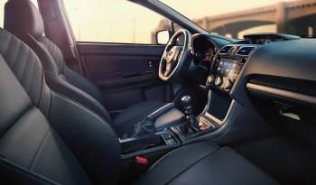 2020 Subaru WRX STI full