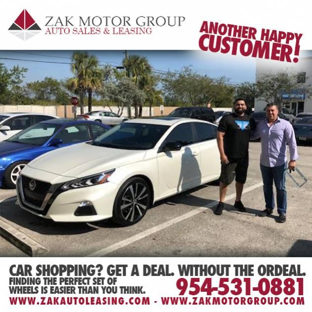 zak auto leasing south florida car leasing call     deals
